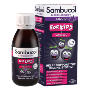 Sambucol Kids liquid | Immune Support | Sambucol® Black Elderberry