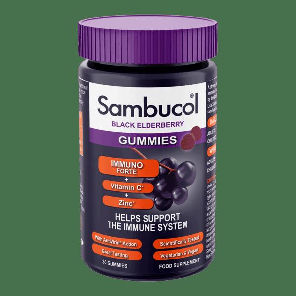 Sambucol IF Gummies