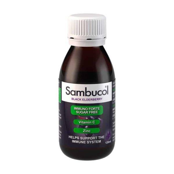 Sambucol IFSF Bottle