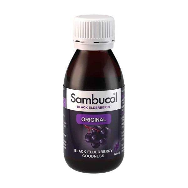 Sambucol Orig Bottle