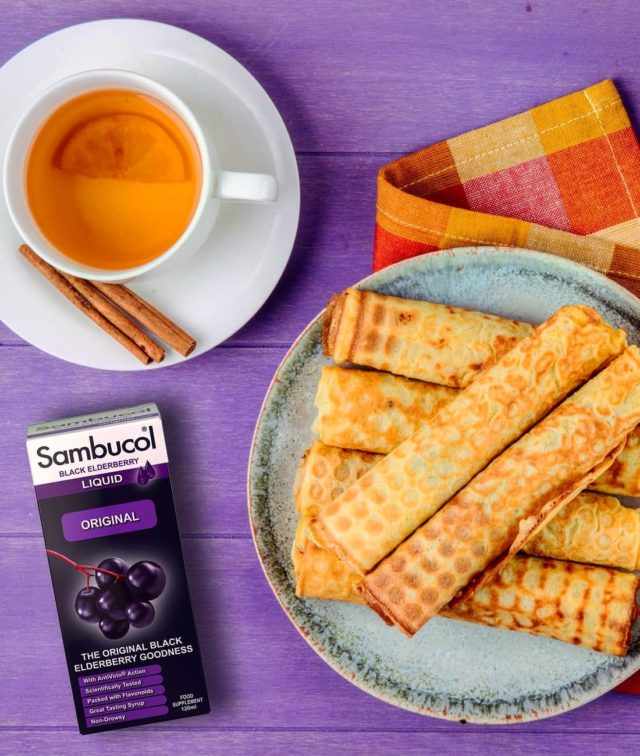 Micul dejun este cea mai importantă masă a zilei. La fel de importantă ca lingurița zilnică de Sambucol! 💜 Apropo de asta, v-ați înscris pentru blogul nostru culinar? Dacă nu, încă o mai puteți face! 😊 _____ #sambucol #sambucolromania #sambucolro #sistemimunitar #sistemimunitarputernic #imunitate #imunitatecopii #imunitatecrescuta #imunitateafamiliei #micdejun #breakfast #imunitateprotejată #socnegru #natural #antioxidanti #romania